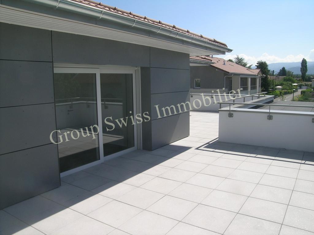A vendre Appartement Veigy Foncenex T4 en attique de 94 m2